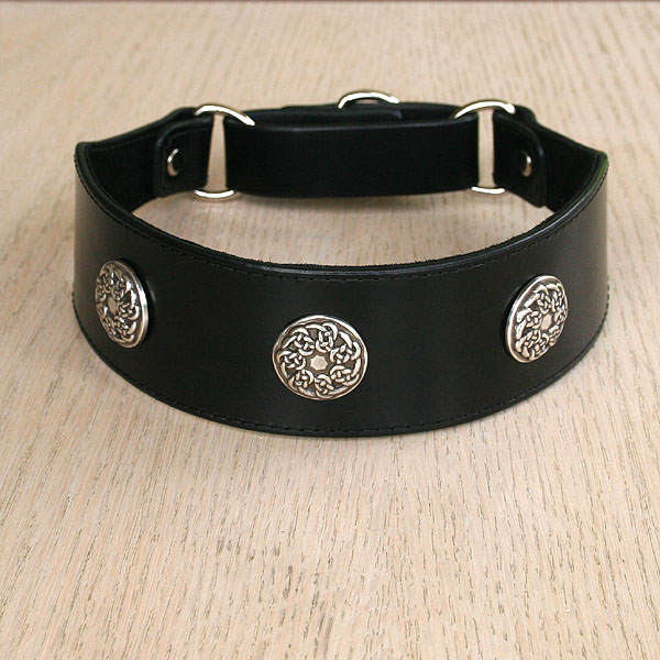 Norse Leather Dog Collars